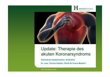 Download des Vortragsskriptes - HELIOS Kliniken GmbH