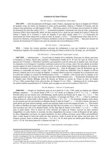 série GG - aumonerie - Archives municipales de Nantes