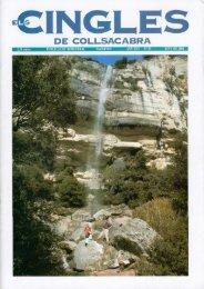 Revista ELS CINGLES - n51 juliol 2004 - Ajuntament de Tavertet