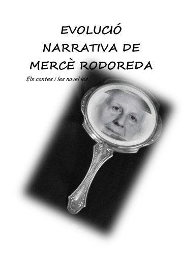 EVOLUCIÓ NARRATIVA DE MERCÈ RODOREDA - Premis ...