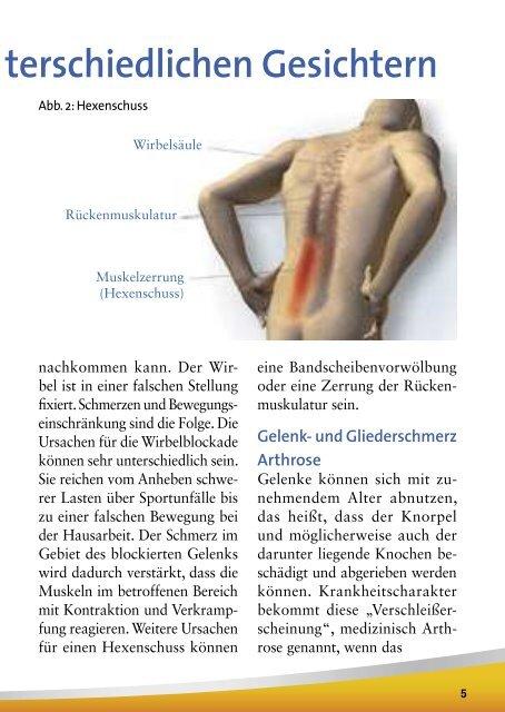 Wissenswertes rund um Rücken-, Muskel- und ... - Feierabend