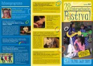 Flyer 28. Internationales Festival (pdf, 483 KB) - Stadt Aalen
