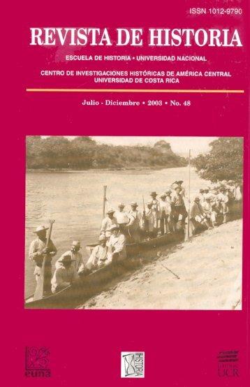 mR m0 - Revista Historia - Universidad de Costa Rica