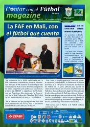 Descargar Magazine 33 - Contar con el fútbol
