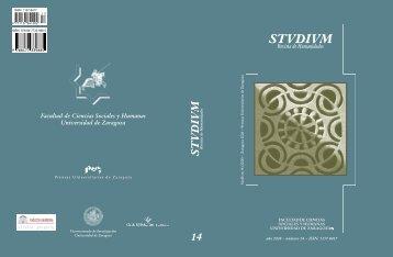 STVDIVM - Fundación Universitaria Antonio Gargallo