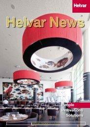 Helvar News 2 / 2011 Helvar News 2 / 2011