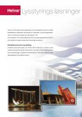 Lighting Systems Applications - Helvar - Page 2