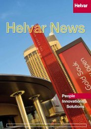 Helvar News 1 / 2009 Helvar News 1 / 2009