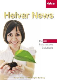 Helvar News 1 / 2010 Light+Building Helvar News 1 / 2010 Light+ ...