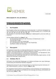 "23.04.2012 Bebauungsplan Nr. 103 ""Gut Edelburg ... - Hemer"
