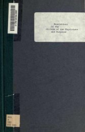 Regulations Of The College of the Physicians and ... - Index of