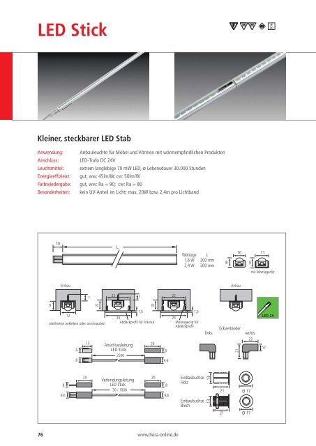 LED Stick - Hera