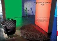 Séquenceur de couleurs RGB - Hera