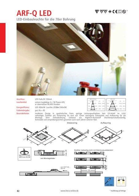 Katalogseite mit Bestellnummern (127 KB) - Hera