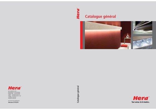 Catalogue général - Hera
