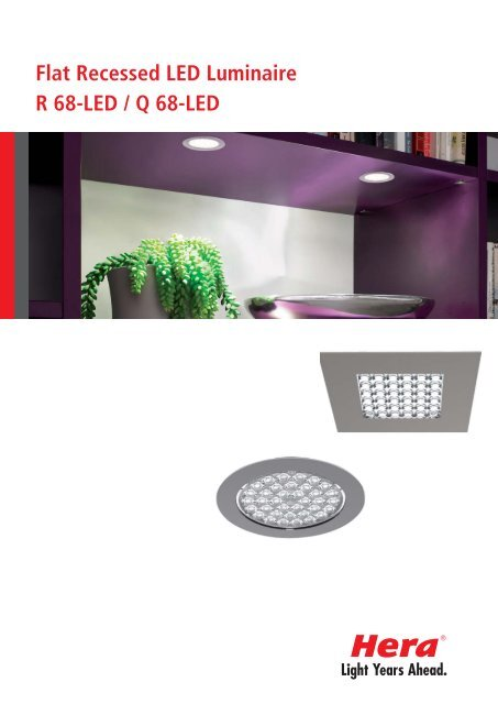 R68-LED & Q68-LED_engl.indd - Hera