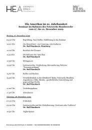 Die Amerikas im 21. Jahrhundert.pdf - Hermann Ehlers Stiftung