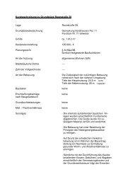 Kurzbeschreibung zu Grundstück Roonstraße 39 - Stadt Herne
