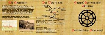 GH asthof errenmühle Adelberg DW er eg zu uns - Gasthof ...