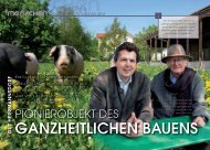 karl ludwig schweisfurth - Herrmannsdorfer Landwerkstätten
