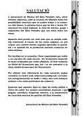 Guia d'associats 2011 - Associació de Músics del Baix Penedès - Page 2