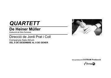 Dossier de premsa - Comedia Comunicació & Mèdia