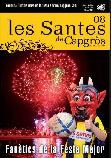 El millor equip de la Festa Major - CapGros.com