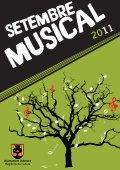 Programació del Setembre Musical 2011.pdf - Ajuntament d'Abrera - Page 2