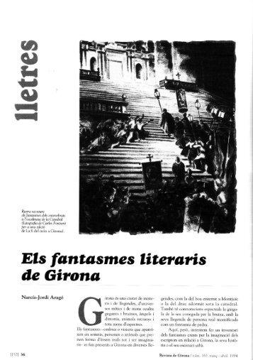 Els fantasmes títerarís de Girona - Raco