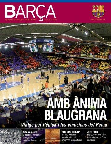 Revista 31 - FC Barcelona