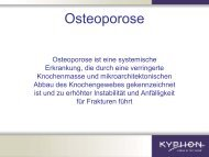 Osteoporose - Herz-Jesu-Krankenhaus Fulda