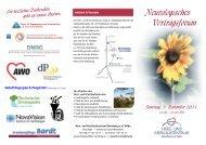 Neuro Vortragsforum - Herz- und Kreislaufzentrum Rotenburg