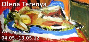 Olena Terenya Werkschau 04-13.05.2012 - Kunst- und Kulturverein ...