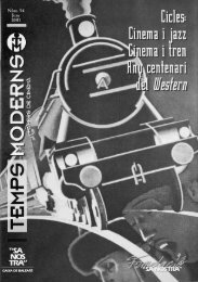 El ferrocarril al cinema - Biblioteca Digital de les Illes Balears