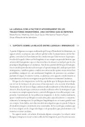 La llengua com a factor d'apoderament en - Portal de Publicacions ...