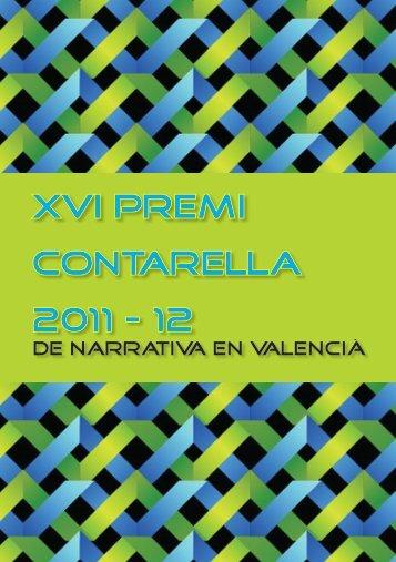 XVI PREMI CONTARELLA 2011 - 12 - Ayuntamiento de Alicante