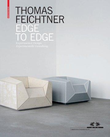 Edge to Edge: Experimente im Design - Hochschule für Gestaltung ...