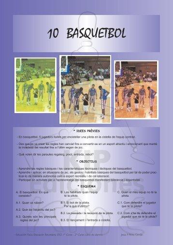 10 BASQUETBOL - KIP Ediciones