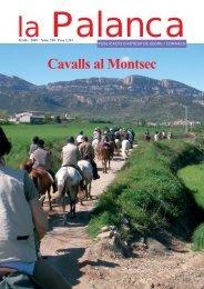 Cavalls al Montsec - La Palanca