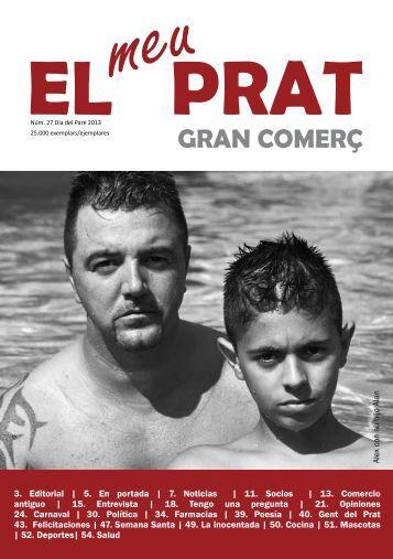 Magazine number 27 - El meu Prat