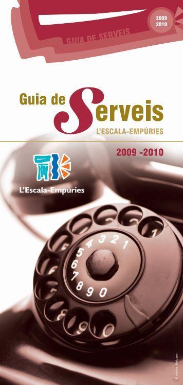 GUIA DE SERVEIS.cdr - L'Escala