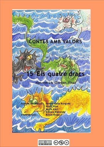 15 Els quatre dracs - Contes del Món