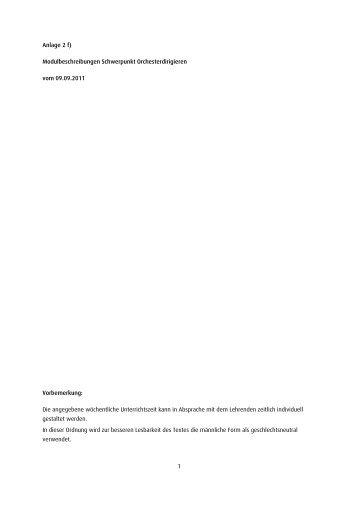 Download Modulbeschreibungen als PDF
