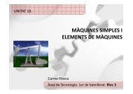 10.3 Elements de màquines. Unions - IHMC Public Cmaps