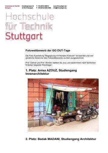 Innenarchitektur Hft Stuttgart summer agse hft stuttgart