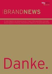 Ausgabe Eins 2010 - hhpBerlin