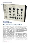 Synthesizer Guide 2011 - Musikhaus Hieber Lindberg - Seite 4