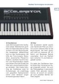 Synthesizer Guide 2011 - Musikhaus Hieber Lindberg - Seite 7
