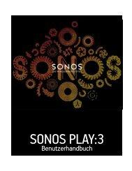 Sonos Play:3 - HiFi im Hinterhof