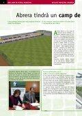 S'inicia el projecte del nou camp de futbol municipal de gespa artificial - Page 4